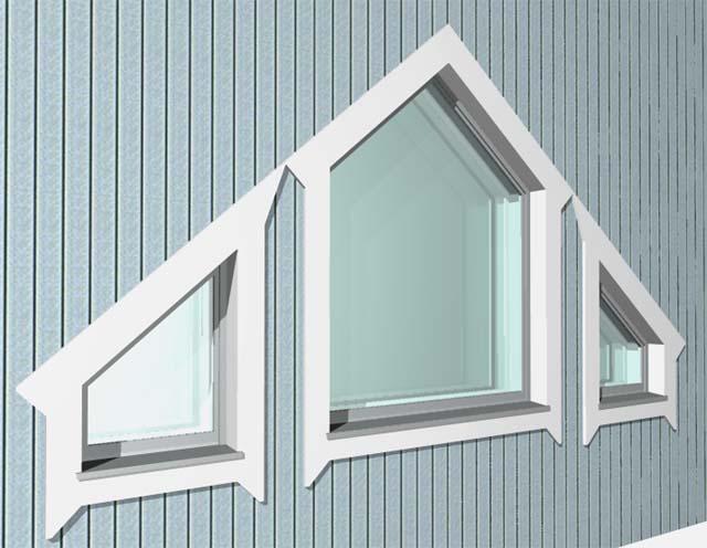 Ikkuna vuorilauta – Portaiden teko rinteeseen